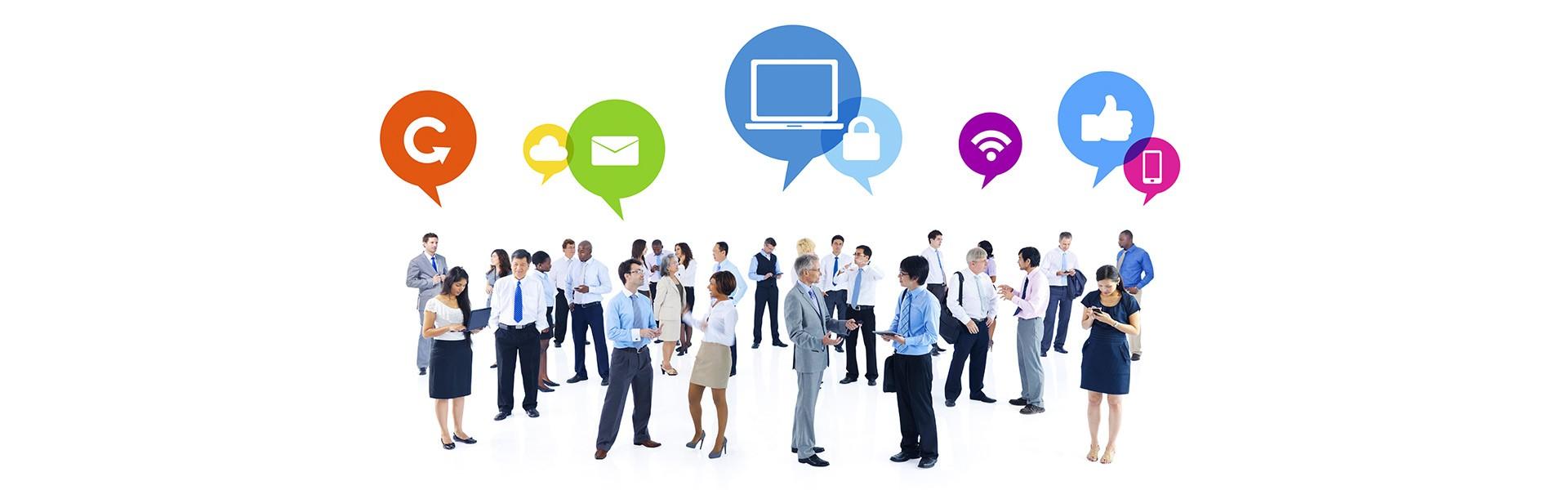 Mercadeo en línea y redes sociales